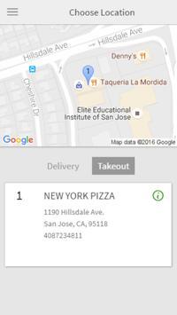New York Pizza San Jose apk screenshot