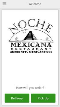 Noche Mexicana poster