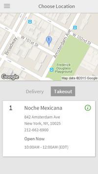 Noche Mexicana screenshot 1
