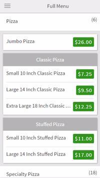 Papa Joe's Ordering apk screenshot