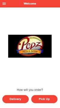 Pepz Pizza & Eatery poster