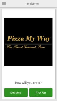 Pizza My Way poster