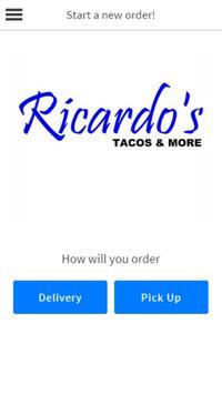 Ricardo's Tacos & More poster