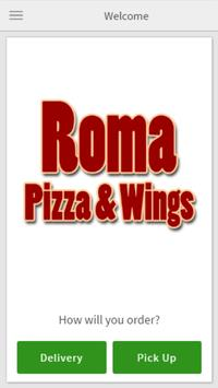 Roma Pizza & Wings poster
