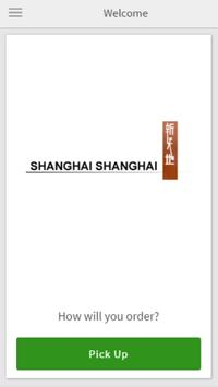Shanghai Shanghai poster