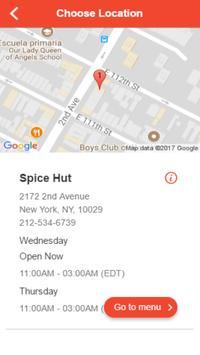 Spice Hut apk screenshot