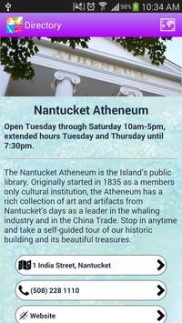 ArtsApp Nantucket screenshot 4