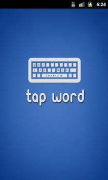 TapWord poster
