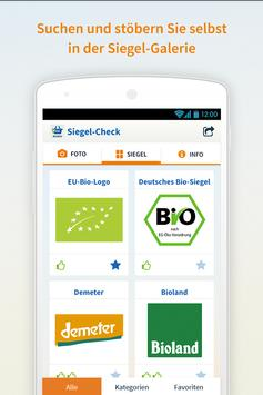 NABU Siegel-Check apk screenshot