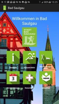Bad Saulgau poster