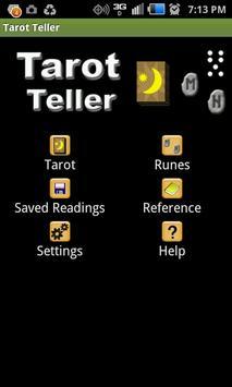 Tarot Teller Free poster