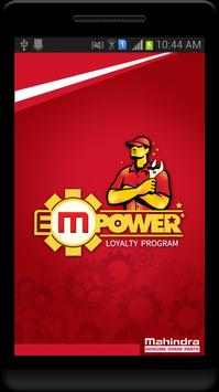 Mahindra eMPOWER poster