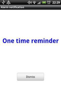 AlarmMe apk screenshot