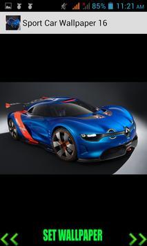 Sport Car Wallpaper apk screenshot