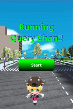 Running Query Chan poster