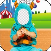 Baby Costume Photo Editor icon