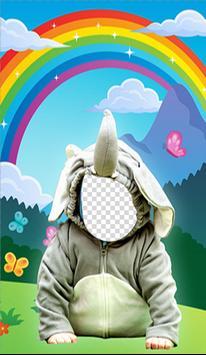 Baby Costume Photo Editor screenshot 3