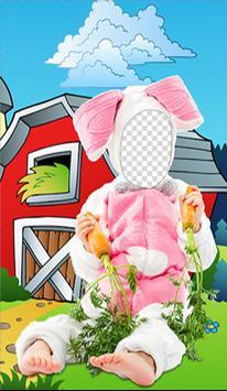 Baby Costume Photo Editor screenshot 8