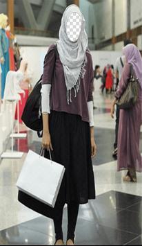 Hijab Scarf Photo Editor screenshot 2