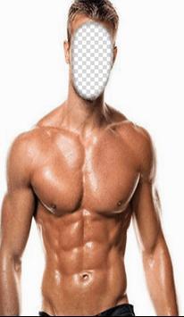 Vegan Body Builder Photo Editor screenshot 1