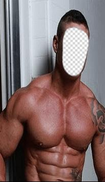 Vegan Body Builder Photo Editor screenshot 3