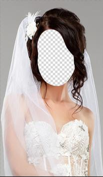 Wedding Hairstyle Photo Editor poster