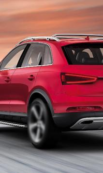 Best Wallpapers Audi Q3 poster