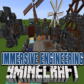 Immersive Engineering Mod icon