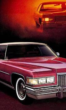 Jigsaw Puzzles Cadillac poster