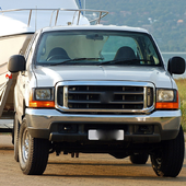 Jigsaw Puzzles Ford F250 icon
