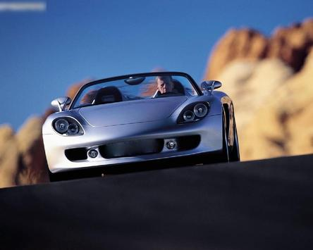Jigsaw Puzzles Porsche Carrera GT screenshot 3