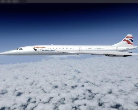Aerospatiale BAC Concorde 102 Jigsaw Puzzle apk screenshot