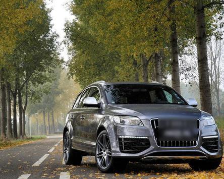 Jigsaw Puzzles Audi Q7 Best Car screenshot 4