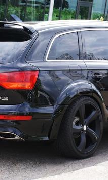 Jigsaw Puzzles Audi Q7 Best Car screenshot 2