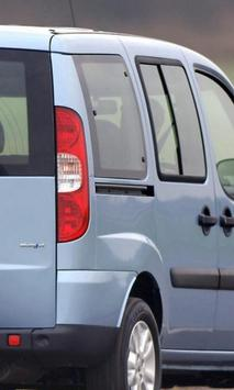Jigsaw Puzzles Fiat Doblo Best Car poster