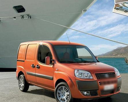 Jigsaw Puzzles Fiat Doblo Best Car screenshot 3