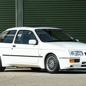 Jigsaw Puzzles Ford Sierra Best Car icon