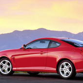 Jigsaw Puzzles Hyundai Tiburon Best Car icon