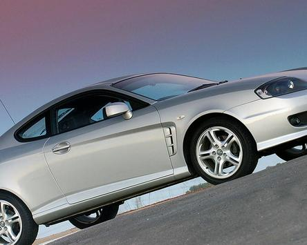 Jigsaw Puzzles Hyundai Tiburon Best Car apk screenshot