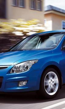 Jigsaw Puzzles Hyundai i30 Best Car poster