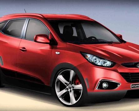 Jigsaw Puzzles Hyundai ix35 Best Car screenshot 3