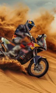 Jigsaw Puzzles KTM Dakar 2007 Best Moto poster