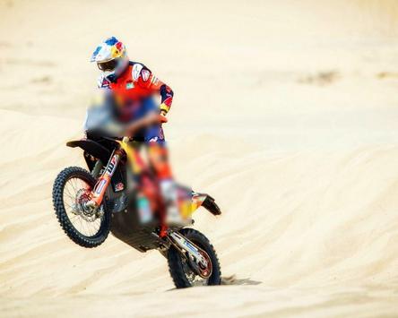 Jigsaw Puzzles KTM Dakar 2007 Best Moto apk screenshot