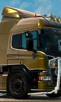 Jigsaw Puzzles Scania R Series Best Top Trucks apk screenshot