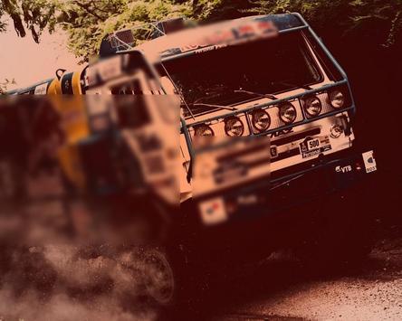 Puzzles Dakar Truck Best Top Class apk screenshot