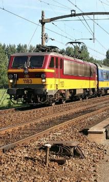 Netherlands Railroad Jigsaw Puzzles Game apk screenshot