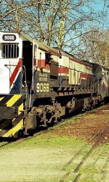 Argentina Railroad Jigsaw Puzzles Game apk screenshot