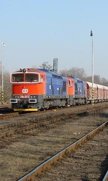 Czech Republic Railroad Jigsaw Puzzles screenshot 1