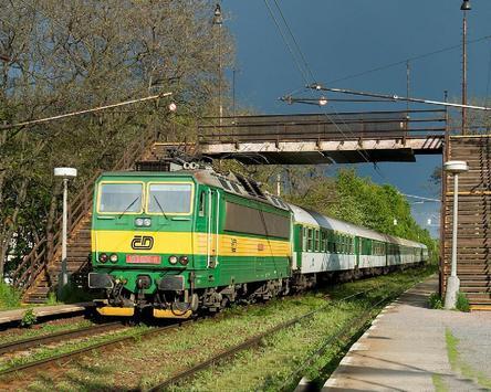 Czech Republic Railroad Jigsaw Puzzles screenshot 3