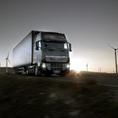Jigsaw Puzzles Volvo FH16 Truck Game icon